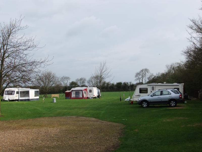 Rectory Farm Cl Is A Campsite And Caravan Park In