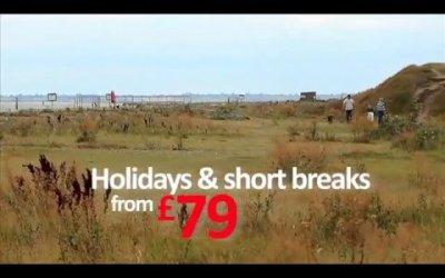 Holidays and Short Breaks at Felixstowe Beach Holiday Park