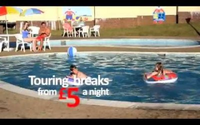 Camping and Touring at Golden Sands Holiday Park