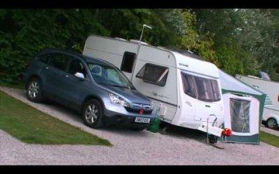 Wirral Country Park Caravan Club Site