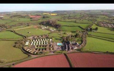 Beverley & Whitehill Aerial Drone 2016