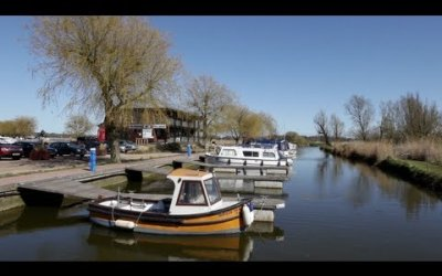 Greentraveller Video of Waveney River Centre, The Broads, Norfolk