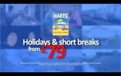 Holidays and Short Breaks at Harts Holiday Park