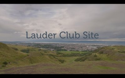 Lauder Camping and Caravanning Club Site